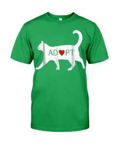 Cute Feline Rescue Classic T-Shirt