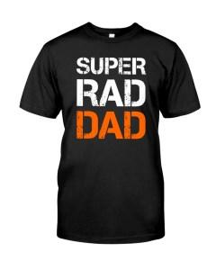 Super Rad Dad Classic T-Shirt