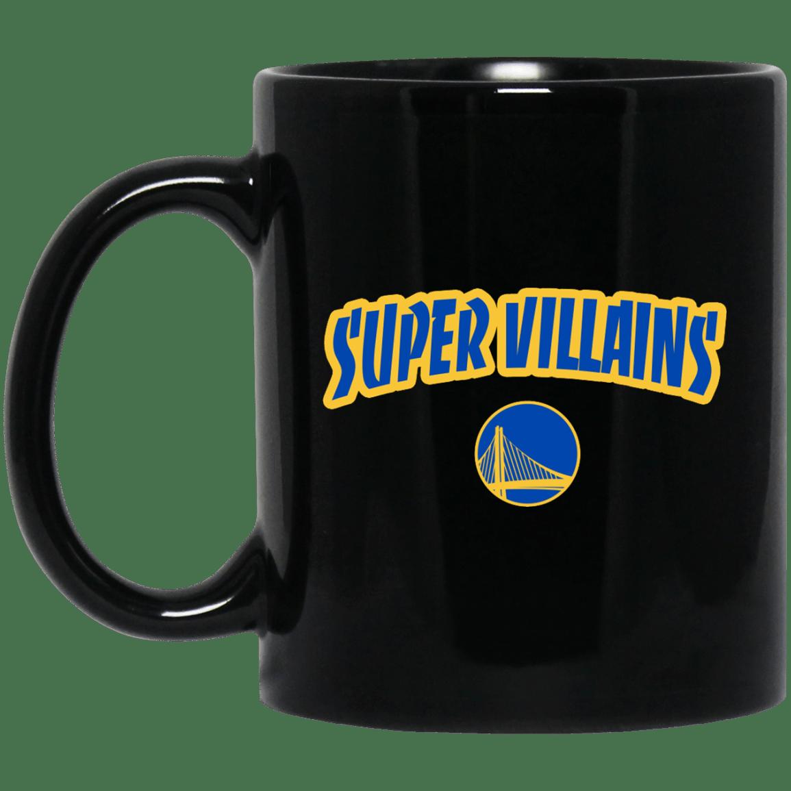 super villains mug