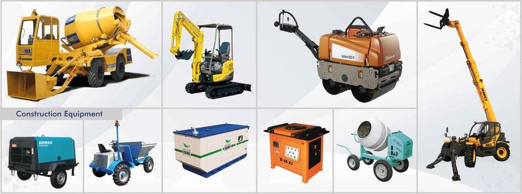 تاجر معدات بناء في عمان