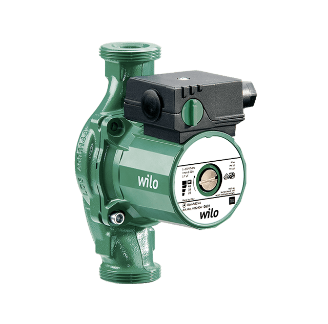 WILO Star RS cold water circulation pump in oman