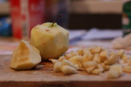 Sagriež ābolus