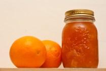 Ķirbju-apelsīnu ievārījums