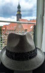 Nie ohne Hut