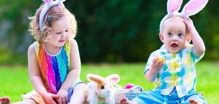 How to Boost Your Kids' Energy for Easter Egg Hunt
