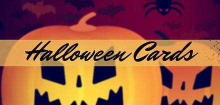 Appealing Halloween Cards