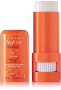 09 Avene - Spf50 Hydrating Sunscreen Balm, 7g - Colorless