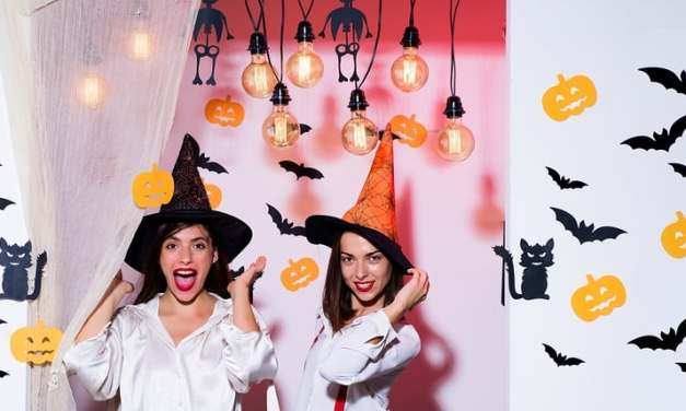Birthday in a Box: Create a Halloween Party as Easy as 1-2-3!