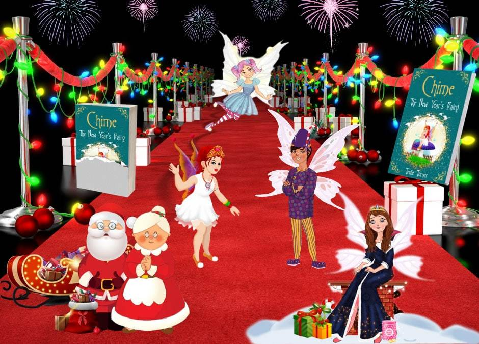 Discover Chime the New Year's Fairy's Merchandise