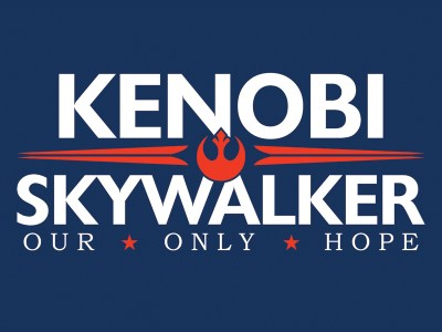 Kenobi-Skywalker t-shirt
