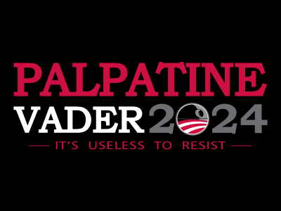 Elect Palpatine-Vader 2024