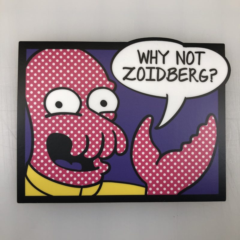 Why Not Zoidber? decal