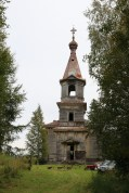 Old Korpiselkä Orthodox Church