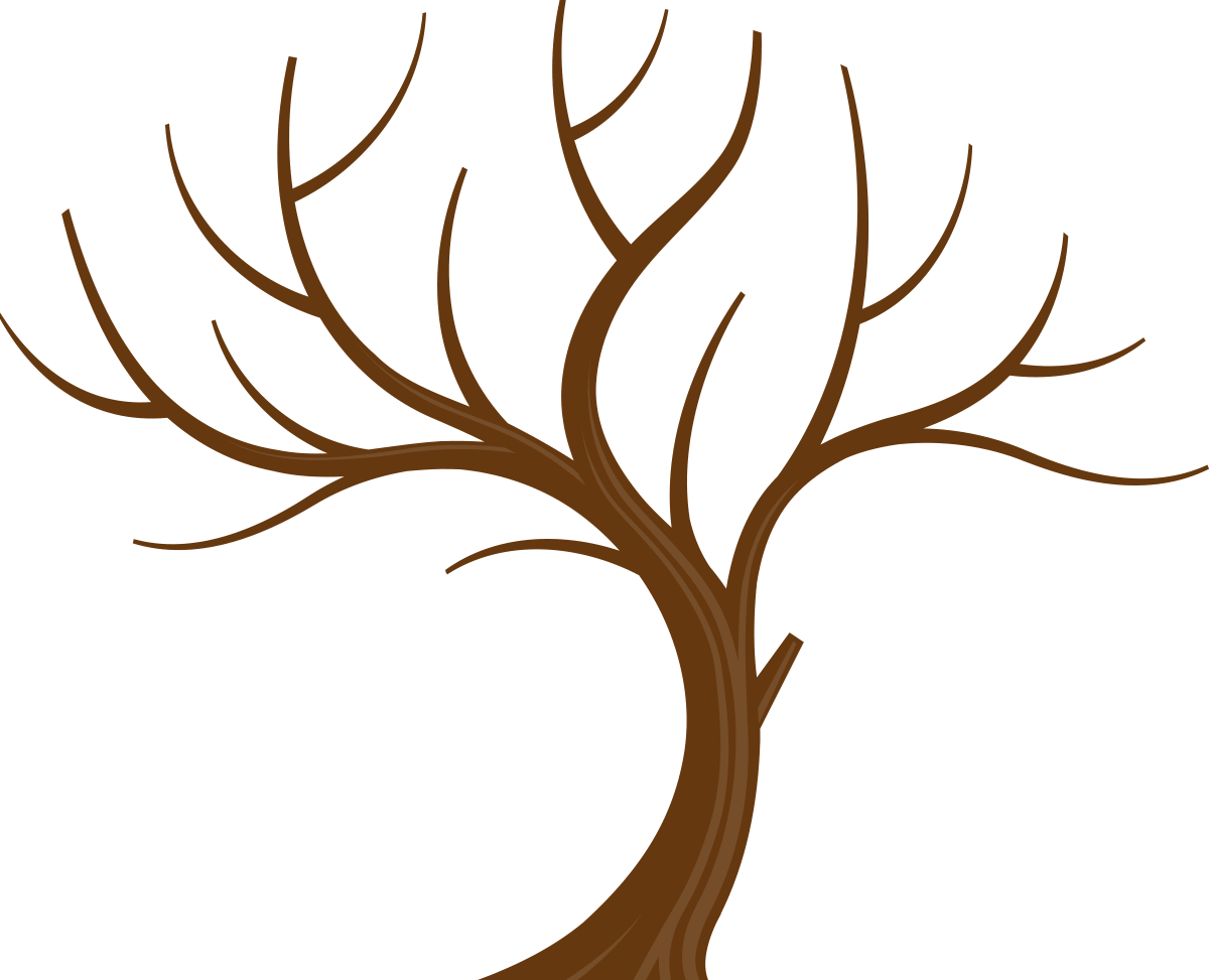 Tree Without Leaves Clipart