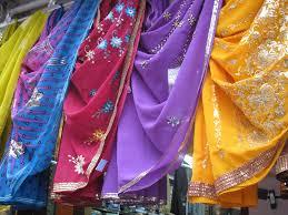 My first saree
