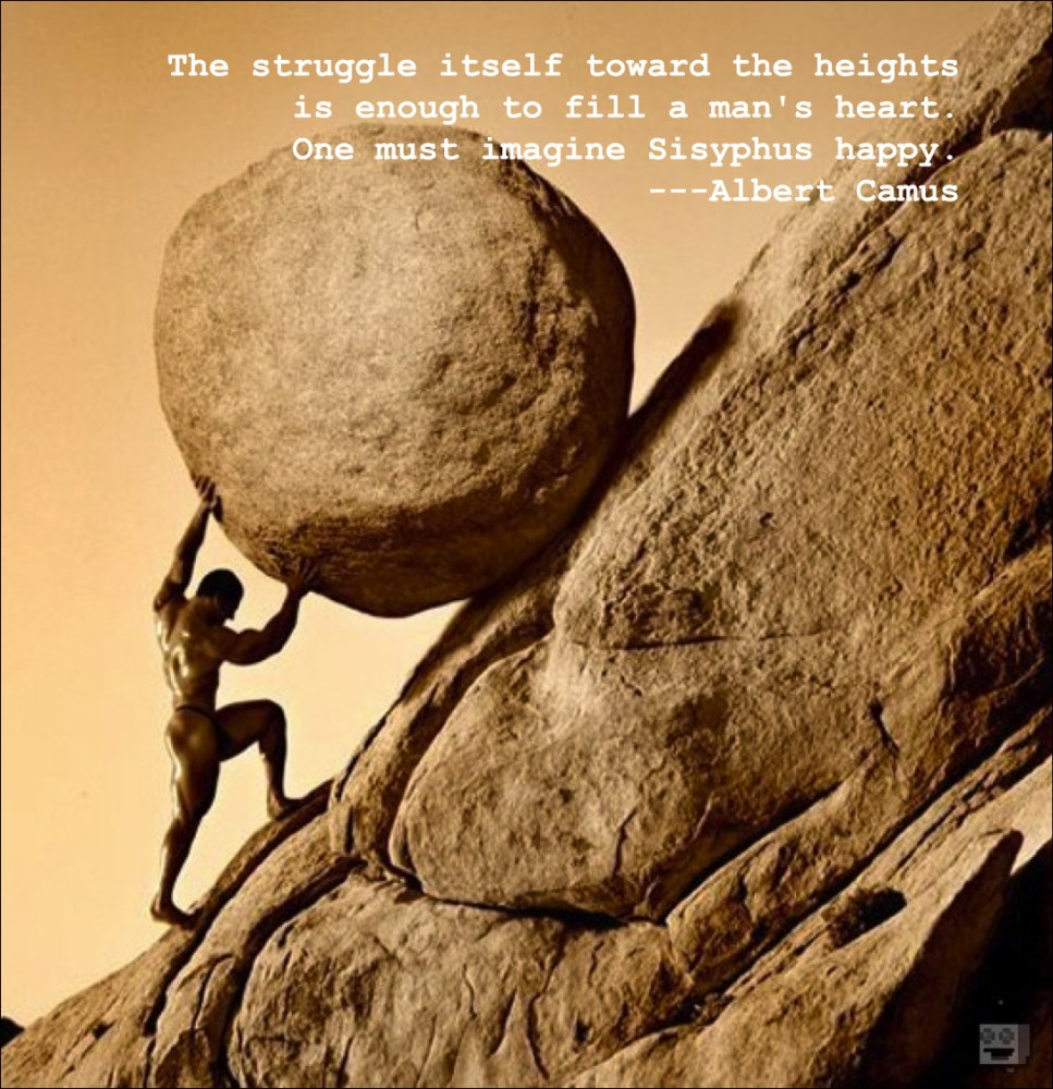 Being Sisyphus (3/4)