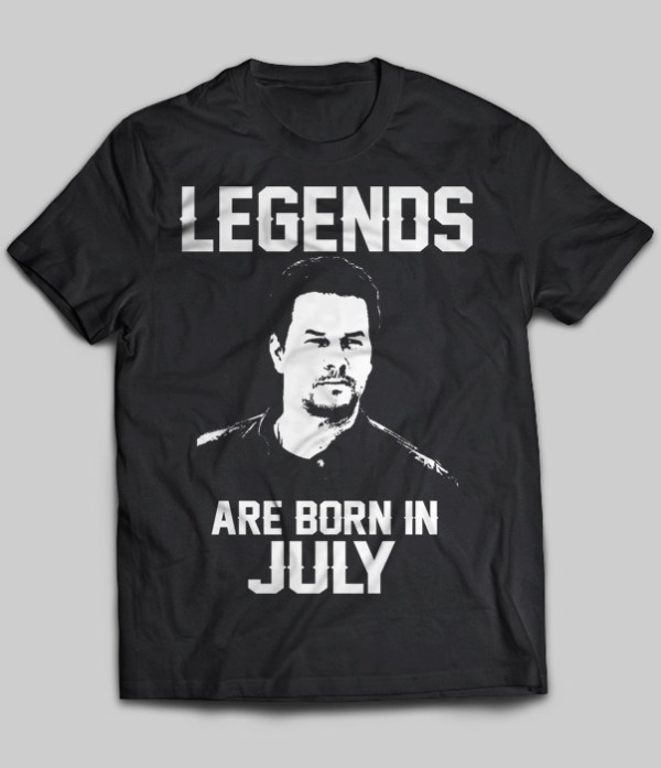 19_Legends Are Born In July (Mark Wahlberg)