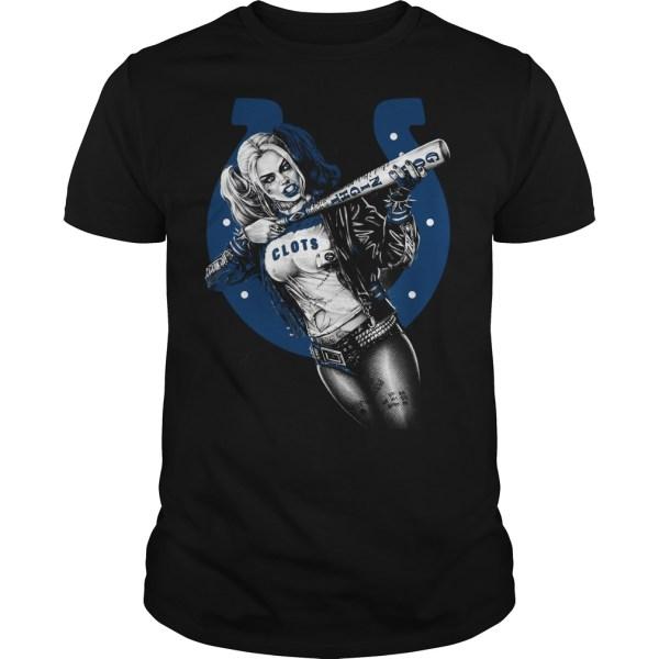 Indianapolis Colts Harley Quinn TShirt Buy TShirts