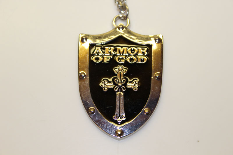 Armour Of God Necklace