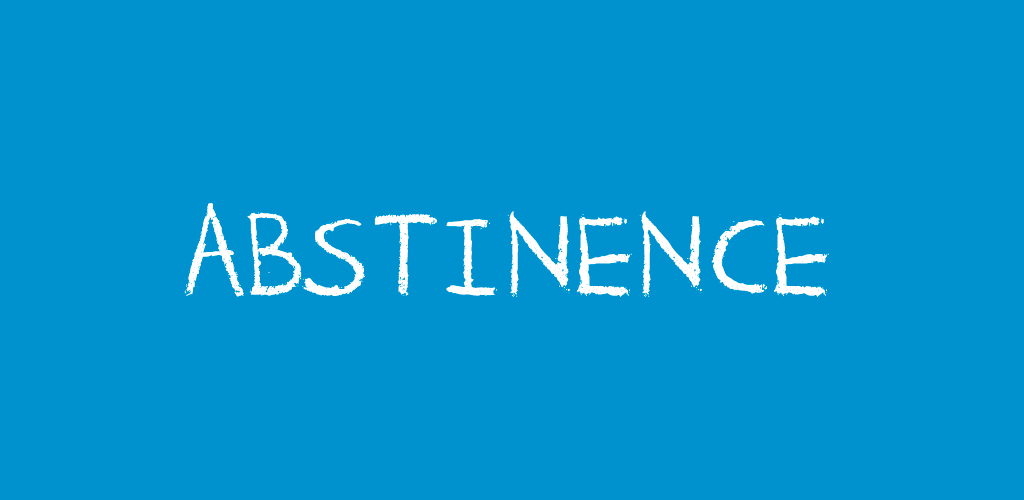 Image result for abstinence