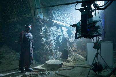 Guardians of the Galaxy BTS_3
