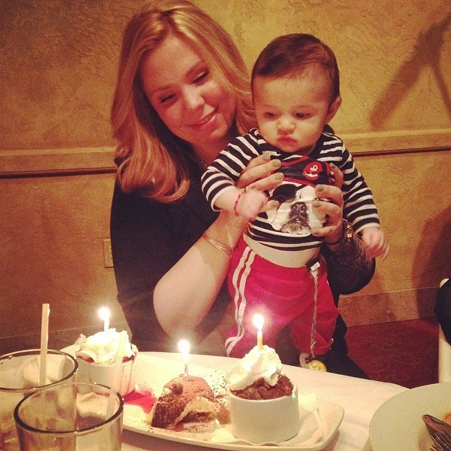 Kailyn Lowry Birthday (1)