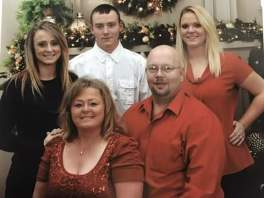 Leah Messer Holiday Photos (3)