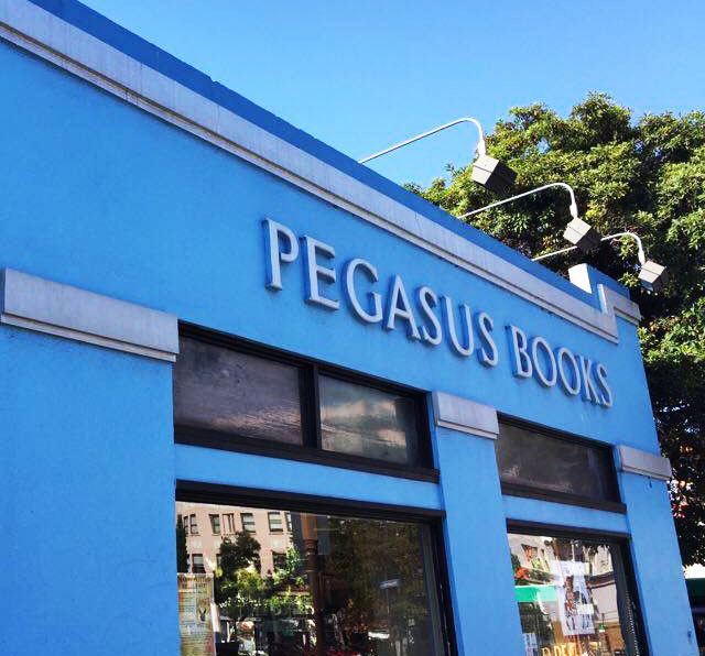 Pegasus Bookstore on Shattuck Avenue. Photo by Danny Emerman