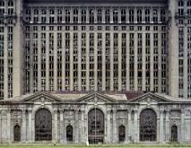 Руините на Детройт, САЩ