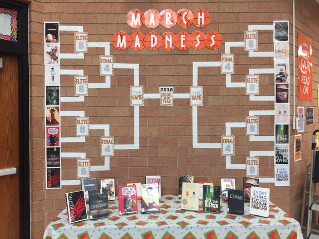 Library Display Ideas Teen Reading Rocks The Whs Library