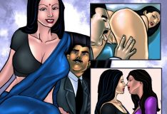 Savita Bhabhi – Episode 8 The Interview