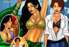 Savita Bhabhi – Episode 24 The Mystery of TWO!