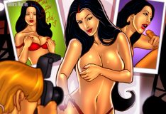 Savita Bhabhi – Episode 26 The Photoshoot