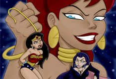 League For Ransom – Dtiberius (Justice League)