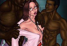 Doctor Bitch 1 (Full Pages) Kaos Comics