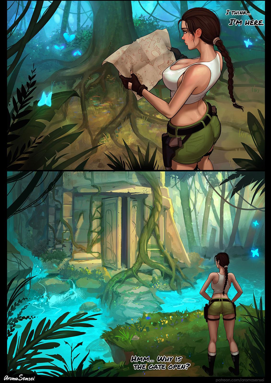 Lara Croft Hentai Comics