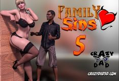 Family Sins 5 by Crazy Dad