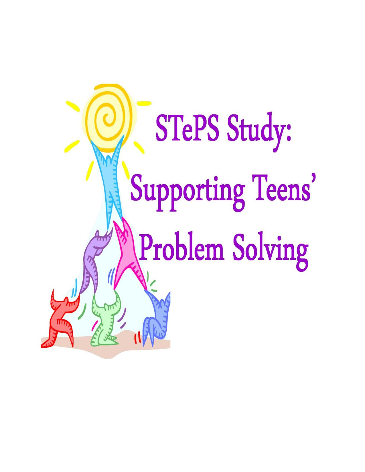 The Steps Study Supporting Teen Problem Solving