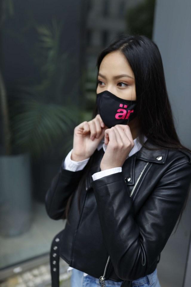 ar face mask