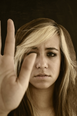 Teenage Depression often manifests as irritability. Image courtesy of David Castillo Dominici at FreeDigitalPhotos.net