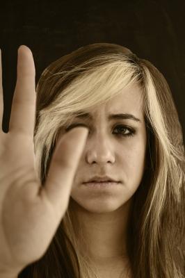 Teenage Depression often manifests as irritability. Image courtesy of David Castillo Dominici at FreeDigitalPhotos.net