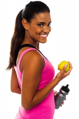 According to research, girls who play sports make better life-choices.  Image courtesy of stockimages / FreeDigitalPhotos.net