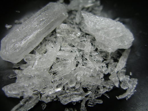Crystal Meth, Ice, Glass, Speed, Methamphetamine, Meth...A dangerous and addictive substance that ruins lives.