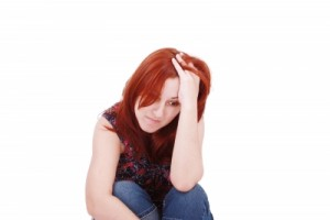 Teens dealing with depression feel very alone. Credit: Jeanne Claire Maarbes via freedigitalphotos.net