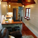 Farmhouse Luxury Gooseneck Tiny House Teeny Abode