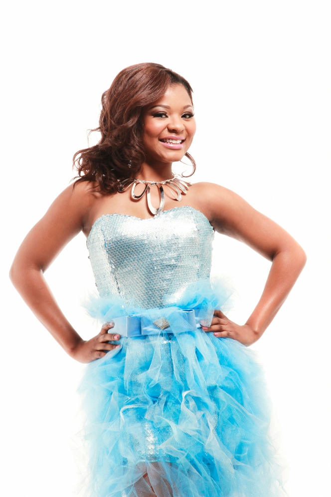 Actress - Reneilwe from 'Rhythm City'
