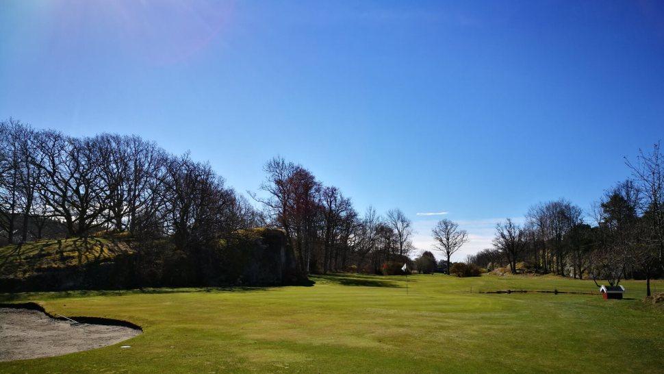 Baneåpning Tjøme Golfklubb