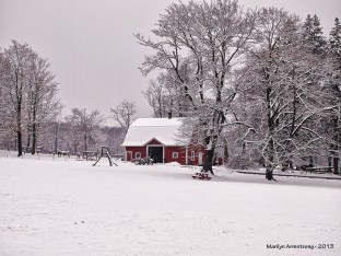 Hadley Barn