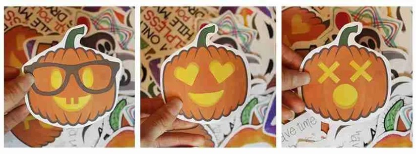 facebook cover photo teepee halloween