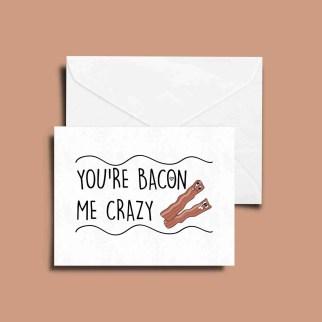 you'r bacon me crazy insta